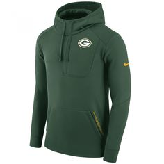 Green Bay Packers PO Fly Fleece Hoodie at the Packers Pro Shop