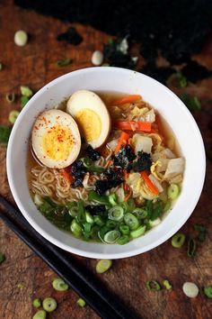 3 Ramen Recipes // Miso Ramen Soup