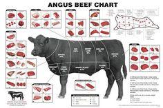 Resultado de imagem para cortes de carne