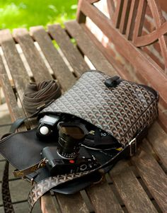 Sexy Stuff for the Worlds Most Sexy Camera, the Leica M Type 240 Digital Rangefinder Camera Hang Bag, Goyard Tote, Rangefinder Camera, Photo Bag, Leica M, What In My Bag, Men Bags, Designer Bags, Leather Bags