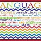 This program provides a structured way to teach A LOT of different language skills.  Some skills you can target with this program include – vocabul...