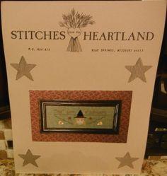 HALLOWEEN ANGEL QUEEN Cross Stitch Leaflet by CraftyCrossStitches, $5.00