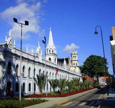 Palacio de las Academias. Caracas.
