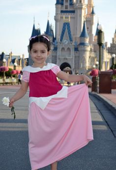comfy princess dress tutorials. Maybe she would dress up if they were super comfy?