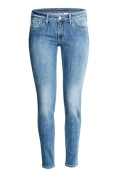 Super Skinny Low Jeans