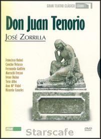DON JUAN TENORIO. Adaptación de la obra homónima de José Zorrilla para el programa de televisión Estudio 1