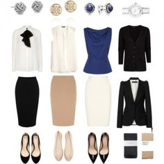 Model UN female business attire Business Professional Attire, Professional Wardrobe, Business Casual Outfits, Business Attire, Business Fashion, Business Formal, Professional Dresses, Business Dress Code, Business Dresses