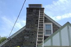 It's a long way to the top, if you want to rock and roll. Our services include, chimney repair, chimney rebuild, chimney masonry, chimney repointing, chimney cap, and chimney liner system installation Call today 855-364-2500