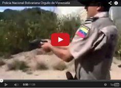 La Policía Nacional de Venezuela es nuestra amiga  http://www.facebook.com/pages/p/584631925064466
