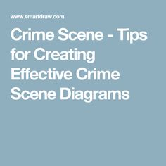 Ian griffin igriff1228 on pinterest properly prepared crime scene diagrams are very useful for investigative and forensic work this article discusses best practices for creating accurate fandeluxe Choice Image