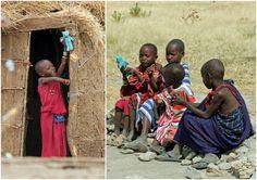visite village massai tanzanie en famille