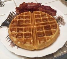 TRIED IT: Rich Buttermilk Waffles -- FAVE.