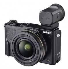 Die Kameras sollten sehr gute Objektive haben. (Foto: Nikon)