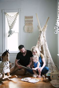 The blogger and lifestyle expert shares design ideas with all-ages appeal.