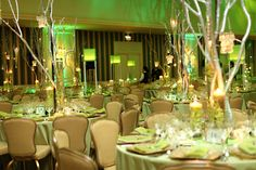 The Fairmont Hotels and Resorts' Grand Chefs gala and Jean Banchet Awards for Culinary Excellence in Chicago had an Emerald...