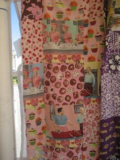 I Love Lucy quilt. OC High School of the Arts OShop