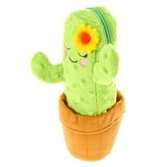 Keep your desktop accessories safe in secure with this adorable pencil case. Plush Cactus features a zipper closure. Crochet Pencil Case, Cute Pencil Case, Crochet Case, Pencil Cases, Duck Tape Crafts, Teen Birthday, Birthday Gifts, Kawaii Plush, Kawaii Room
