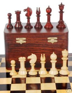Antique Chess Pieces Photos - Google Search