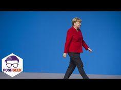 Angela Merkel verkündet Rücktritt