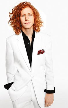 Combine #casual and #formal in a Joseph & Feiss White Two Button Notch Lapel #Tuxedo.
