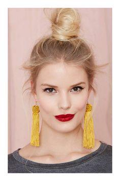 Aretes que van con la forma de tu rostro #TiZKKAmoda #aretes #pendientes #brinco  #accesorios #acessorios