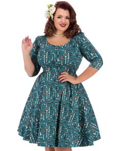 7f9db9946738 Lady Voluptuous is the UK's first dedicated Plus Size Vintage Clothing  label and is proud to