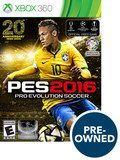 PES 2016: Pro Evolution Soccer - PRE-Owned - Xbox 360, Multi