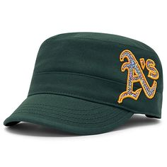 34e43f6a767 Oakland Athletics Women s Cabaret Adjustable Cap Oakland Athletics