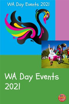 It's WA Day on Monday 7th June, so who's up for a day of fun events in Perth? If you are looking for a great day out on WA Day, look no further. We've compiled a list of some of the best and most fun WA Day events for kids and adults in Perth. It's the perfect way to celebrate our state and have a great time at the same time. #perth #waday Family Events, Fun Events, Kids Events, Days Out, Perth, June
