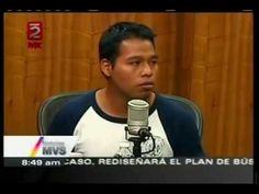 Entrevista con familiares de Ayotzinapa en MVS