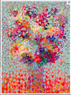 Pointillism color