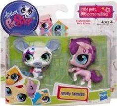 714d39bab4 Littlest Pet Shop Totally Talented Pets Mouse Horse