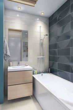 Petite Salle De Bains Avec WC 55 Idees Meubles Et Deco Reussis