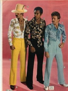 11 Outfits Of The 70s With Perfectly Reasonable Explanations - WISH this fashion could be back!!!!