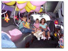 Limo + Balloons