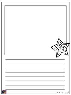 Cette année, je veux travailler davantage l'écriture avec mes élèves. Pour rendre le tout intéressant, j'ai créé de nombreux modèles de feu... Teaching, Writing, French, Madame, Pune, School, French Teacher, Note Cards, Leaves