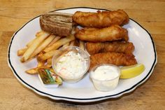 All-You-Can-Eat Cod Fish Fry   Pistol Pete's Brookfield Wisconsin  http://FridayFishFryGuide.com/fish/waukesha/