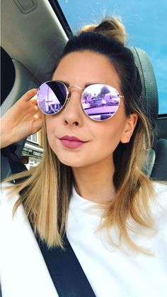 Hair And Beauty Modern Award Zoella Beauty, Hair Beauty, Mirrored Sunglasses, Sunglasses Women, Sunglasses Accessories, Jewelry Accessories, Beauty Supply Near Me, University Style, Hair