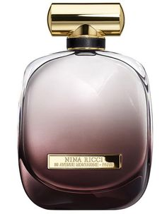 Nina Ricci presents L'Extase, a new fragrance in 2015, inspired by a woman's erotic fantasies.This floral, musky and oriental composition is created by the famous perfumer Francis Kurkdjian. The composition is made of two kinds of accords; the first one consisting of white petals, rose and pink pepper, while the other is more sensual and warm with Siamese benzoin, Virginian cedar, musk and amber.