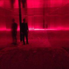 Milano, Hangar Bicocca: Lucio Fontana Ambienti/Environments