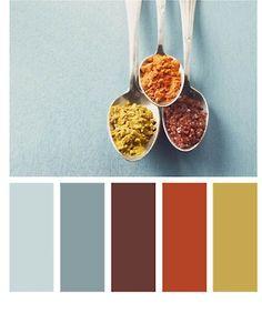 Как научиться сочетать цвета красиво в палитре теплого цветотипа? Примеры самых сочных и красивых сочетаний!