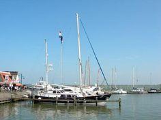 Sailing  Volendam  Netherlands