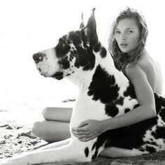 Kate Moss.   @siangabari