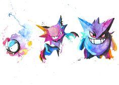 cool watercolor paintings - Sök på Google