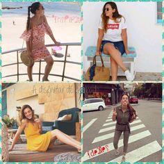 """""""A disfrutar"""" #sabado #fashion #finde #ideales #grupoinstagram #bloggers #models #instagramers #kissmylook #tw feliz día kissess"""