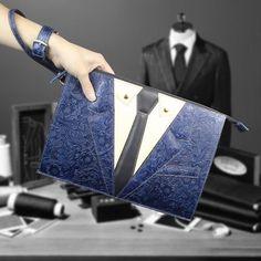 2debce4b5bf8 Handmade Leather Floral Tooled Mens Clutch Cool Slim Wallet Zipper Clutch  Wristlet Wallet for Men