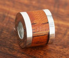 25. Hawaiian Jewelry Koa Wood Barrel 10mm - Makani Hawaii,Hawaiian Heirloom Jewelry Wholesaler and Manufacturer
