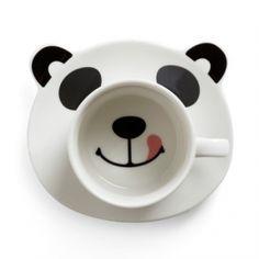 Conjunto de desayuno panda | Noticias | Todokawaii