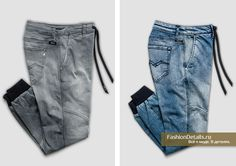 jogging jeans REPLAY - Hyperfree