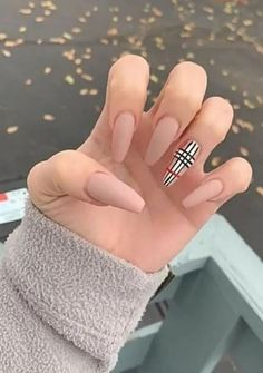 Black Acrylic Nails, Best Acrylic Nails, Painted Acrylic Nails, Fall Nail Designs, Acrylic Nail Designs, Art Designs, Cute Nails For Fall, November Nails, 14 November